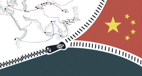 Nowy Jedwabny Szlak jako wyraz imperializmu gospodarczego Chin