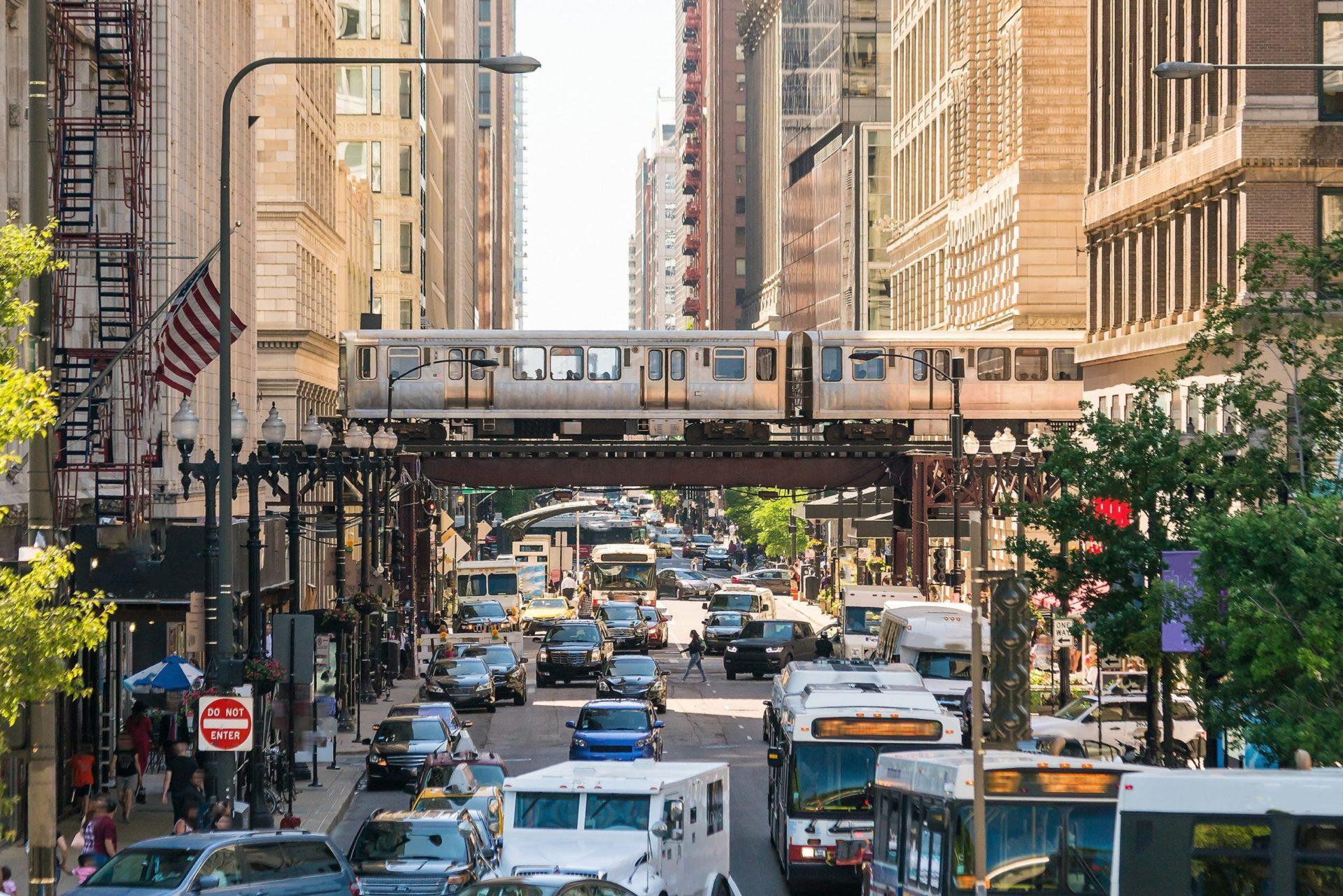 Amerykański transport publiczny kontra lobby paliwowe