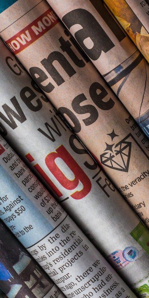 Gazety newsy informacje